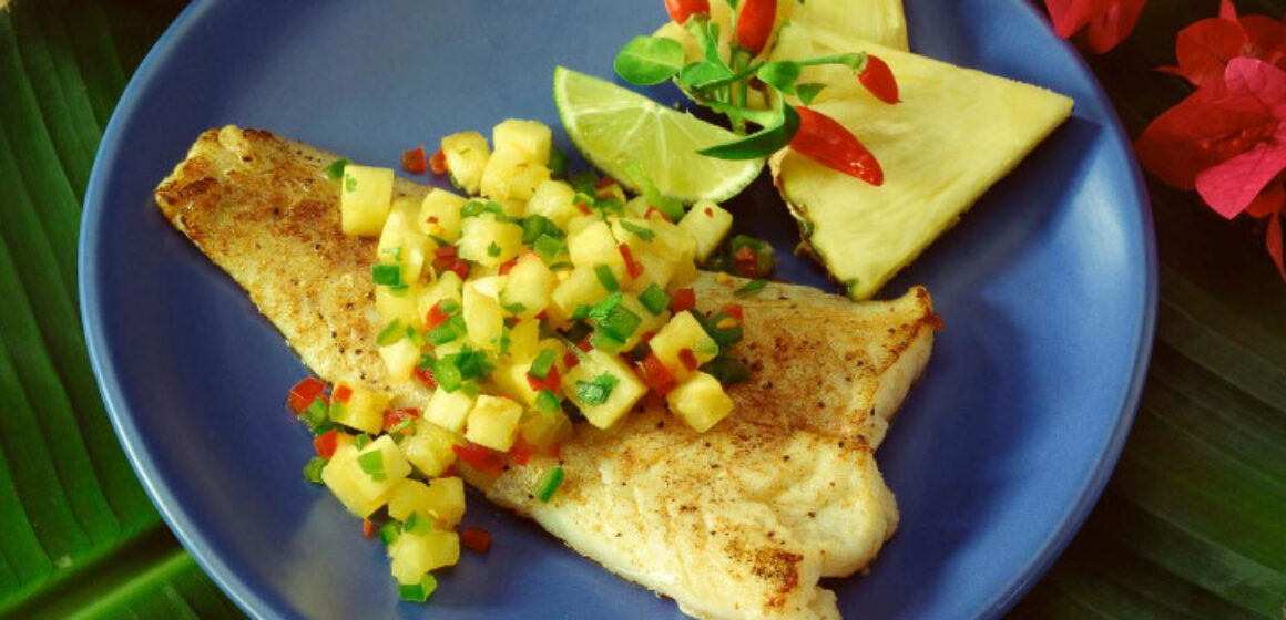 Red-Snapper-&-Mango-Salsa